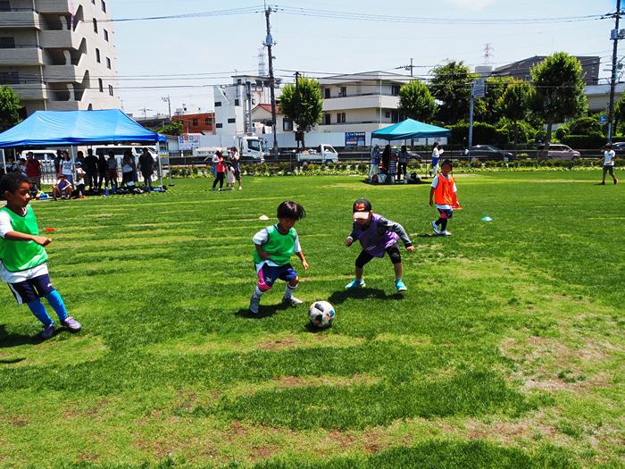 【参加費無料】コープデリ×FC町田ゼルビアサッカー教室開催!