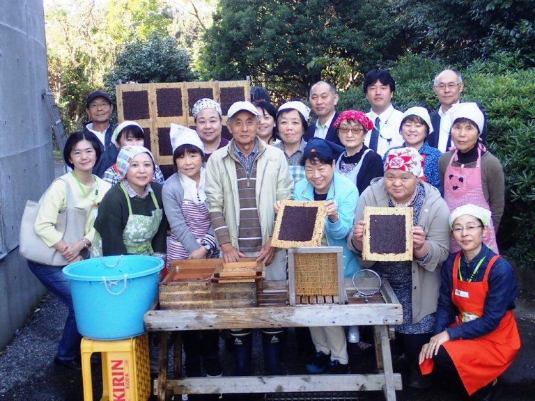 千葉県の海苔を通して環境についても考える一日でした