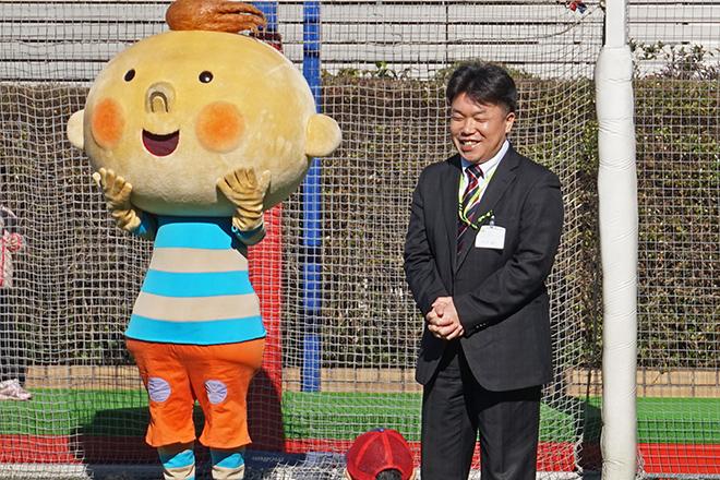 開会式の様子<br>東京都本部 朽木部長からの挨拶