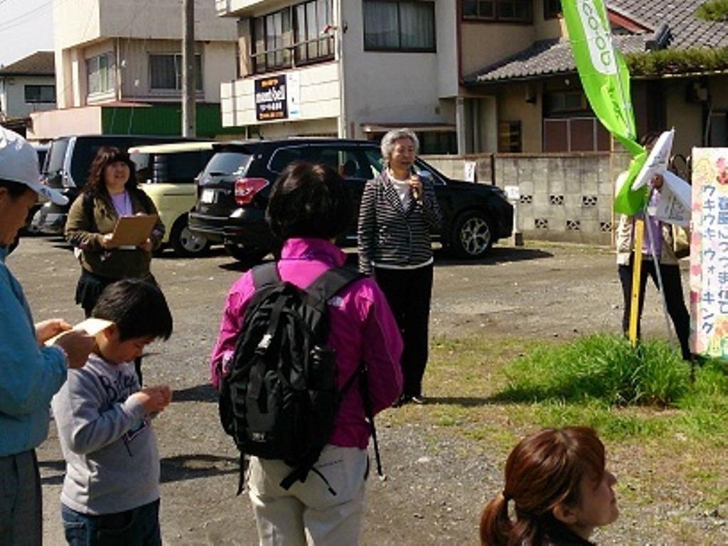 長瀞町・大澤タキ江町長からご挨拶いただきました